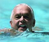 Swimming After a Total Knee Replacement